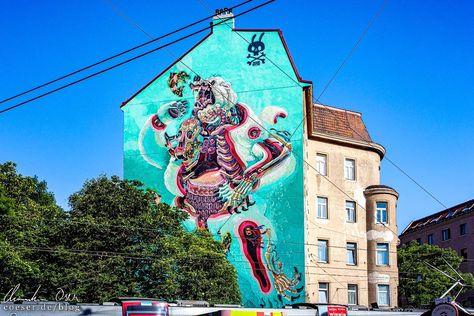 Immer Mehr Corona Graffitis In Wien Krone At