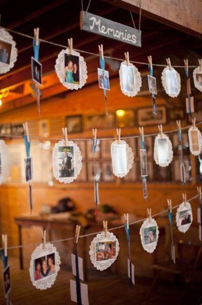 Deko 40 Geburtstag Rustikale Hochzeitstorten Hochzeitsempfang