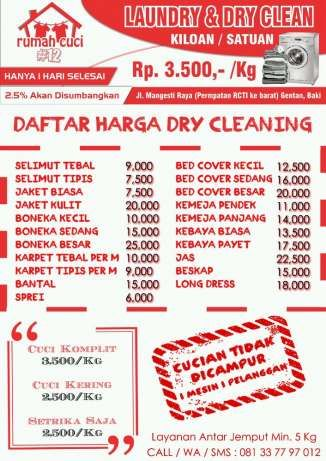Laundry Kiloan Harga Google Search