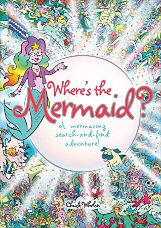 Free Ebook Where S The Mermaid A Mermazing Search And Find