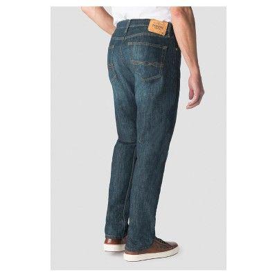 Patched Destruction Jeans Goodfellow /& Co  NEW 36x30 Taper Fit Men/'s
