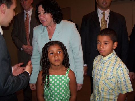 Sotomayor Calls for More Diversity on the High Court  #diversity #sotomayor #supremecourt