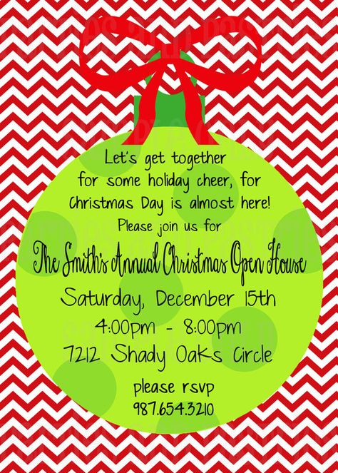 Holiday Parties at Home Custom cards, Mistletoe and Party - free xmas invitations