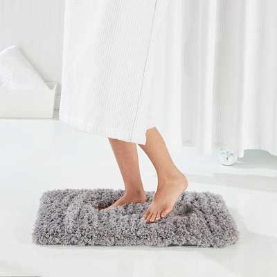 Top 10 Best Bathroom Rugs In 2020 Reviews With Images Washable