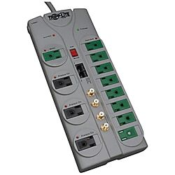 Tripp Lite Eco Surge Energy Saving Surge Suppressor Power Strip Save Energy