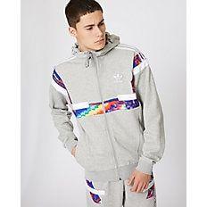 adidas BR8 Full Zip Men Hoodies (DJ2571) @ Foot Locker
