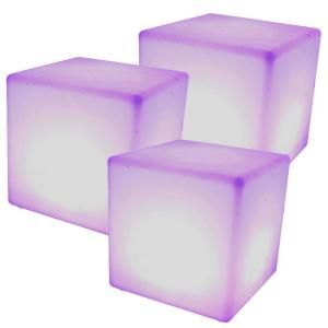 Poolmaster Led Multi Color Swimming Pool Light 54505 The Home Depot Color Changing Led Cube Light Cube Seat