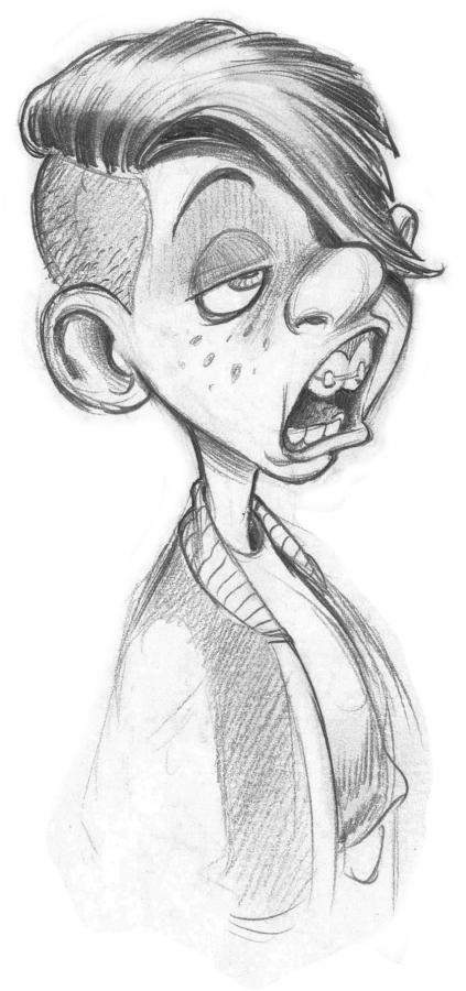 New Drawing Faces Boy Character Design Ideas Cartoon Drawings Cartoon Pencil Drawing Sketches