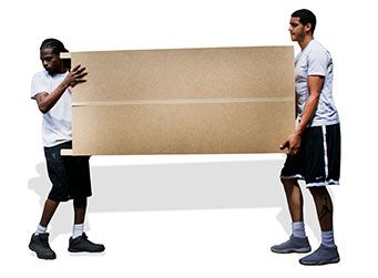 Moving help service provider