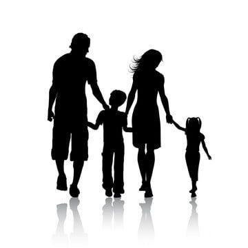 40+ Black Family Clipart Free
