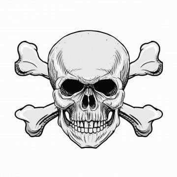 Halloween By Csscreme Com Crossbones Skull Cartoon Styles