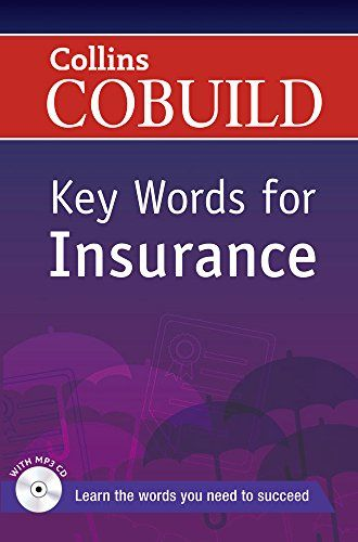Key Words For Insurance B1 Collins Cobuild Key Words By