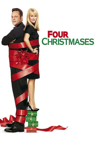 Four Christmases Best Christmas Movies Vince Vaughn Holiday Movie