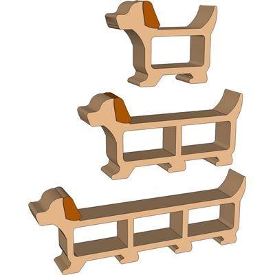 Pack Formation Telechargeable Meuble En Carton Chien Helvis De L Atelier Chez Soi Meuble En Carton Carton Mobilier De Salon
