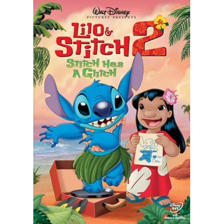 Lilo and Stitch 2 (DVD)