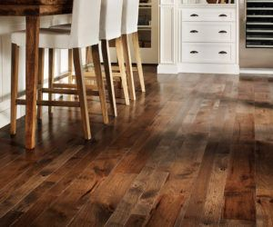 A Closer Look At Bamboo Flooring The Pros Cons Bamboo Flooring Flooring Wide Plank Hardwood Floors