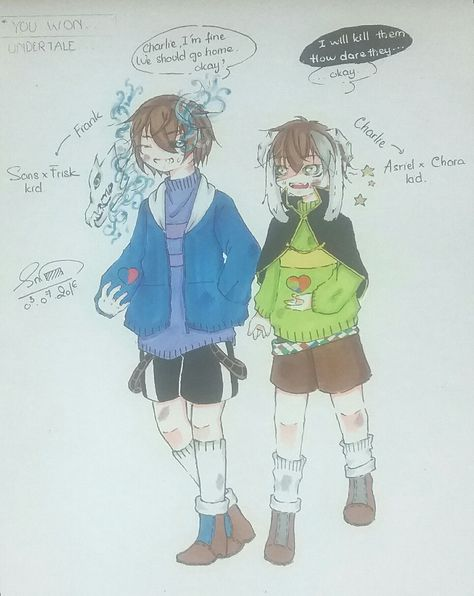 Rose Glen North Dakota ⁓ Try These Frisk X Chara Fanfiction