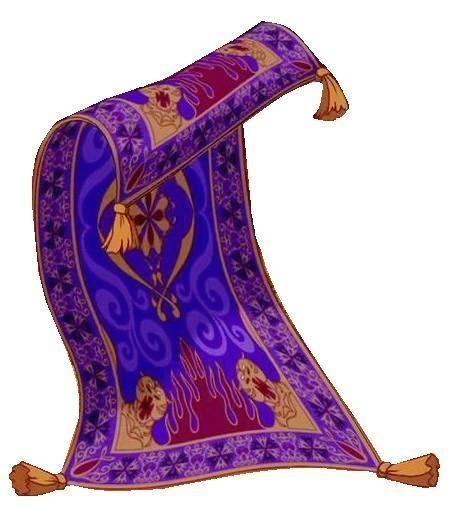Resultado De Imagen De Aladdin Party Tapis Magic Tapis Volant
