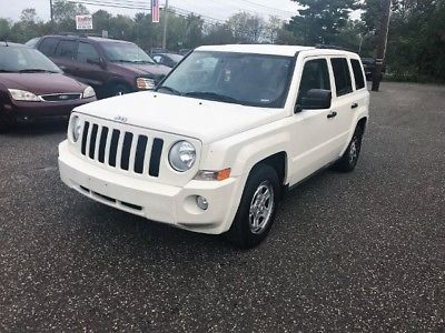 Ebay 2010 Jeep Patriot Sport Utility 4d 2010 Jeep Patriot White With 144 759 Miles Available Now Jeep Jeeplife Jeep Patriot Jeep Patriot Sport Jeep