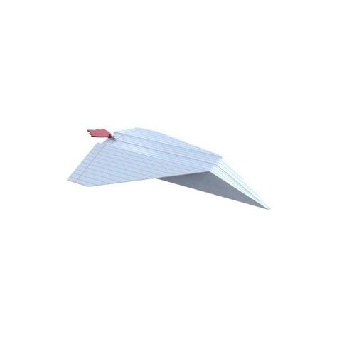 High Flyer 22 x 19 x 5cm Plane Shaped Pencil Case ($9.88) ❤ liked on Polyvore featuring home, home decor and office accessories