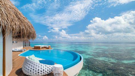 Maldives 5-Star Luxury Resort Hotel