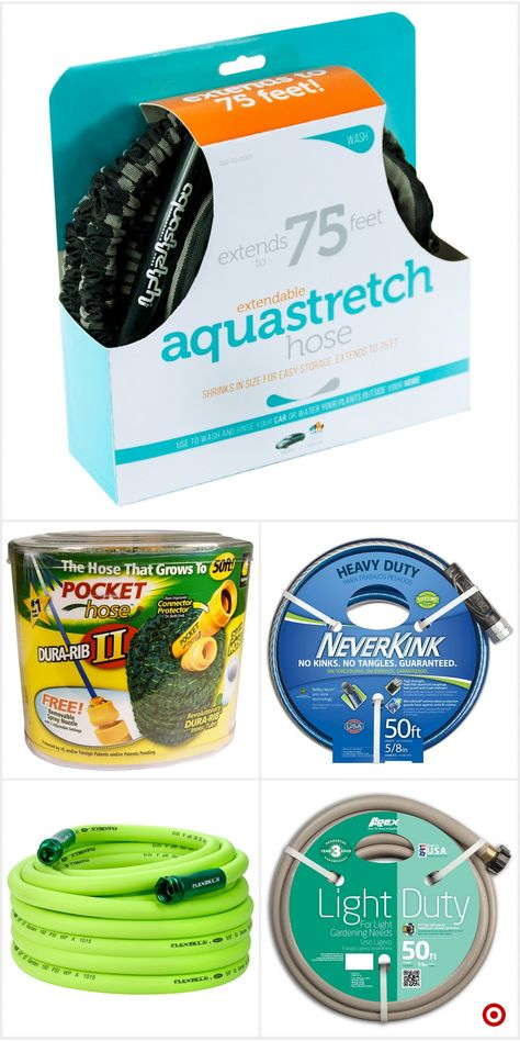 Shop Target for garden hose you will love at great low prices. Free shipping on orders of $35+ or free same-day pick-up in store.
