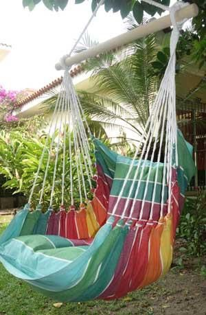 Hanging Hammocks Patio Accessories Flora Decor Hanging Hammock Chair Sea La Vie 1 In 2020 Backyard Hammock Hanging Hammock Chair Diy Hammock