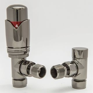 Radiator Valves Thermostatic And Manual Simplyradiators Co Uk In 2021 Radiator Valves Old Radiators Traditional Radiators