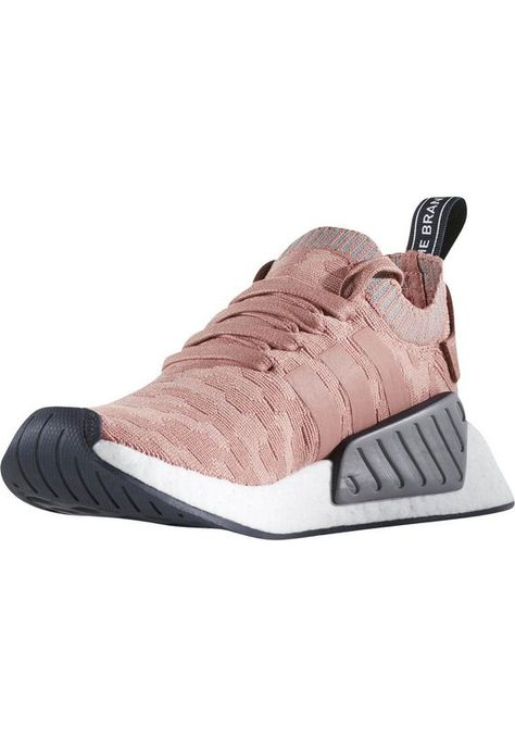 lace up in newest official store adidas originals sneakers »nmd r2 primeknit w« oranje | We ...