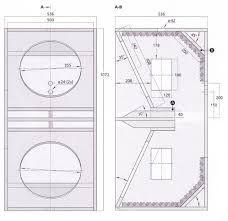 Résultats De Recherche D Images Pour Subwoofer Box Design For 12 Inch Audio Croisé And Speaker Plans