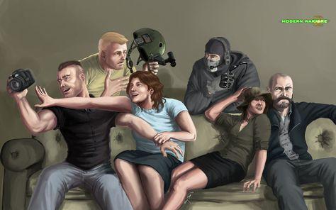 Modern Warfare fun by CreativeImages on DeviantArt