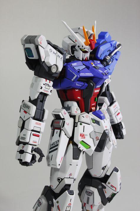 Two-Strike Gundam - Customized Build Modeled by