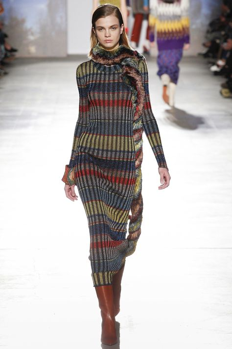 Missoni Fall 2017 Ready-to-Wear Fashion Show Collection