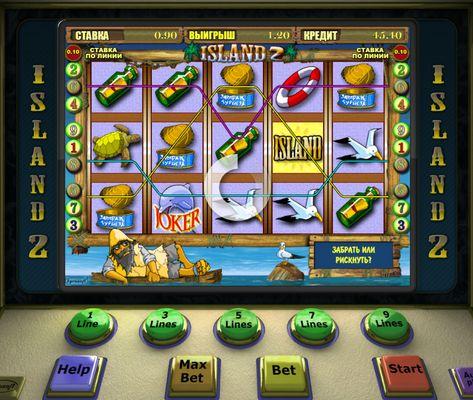 Игровые автоматы играть бесплатно остров 2 создадим i казино