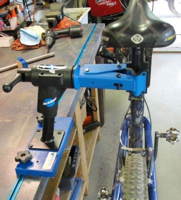 Swell T Track Bicycle Ski Workbench In 2019 Bike Repair Stand Machost Co Dining Chair Design Ideas Machostcouk
