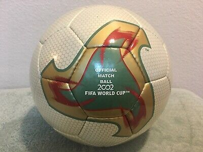 Adidas World Cup 2002 Korea Japan Fevernova Match Soccer Ball Size 5 Ronaldo In 2020 Soccer Soccer Ball Fifa Women S World Cup