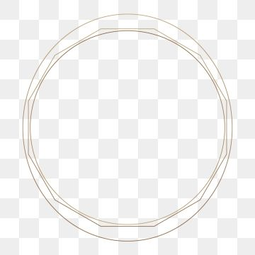 Gold Circle Frame Border Design Border Clipart Gold Glitter Png And Vector With Transparent Background For Free Download Gold Circle Frames Frame Border Design Frame Logo