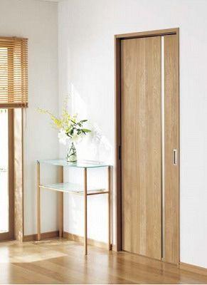 洗面室は ドア より 引戸 にしたい 引き戸 リビング