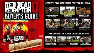 Red Dead Redemption 2 The Best Versions To Buy For Your Money Rdr2 Red Dead Redemption Read Dead Redemption