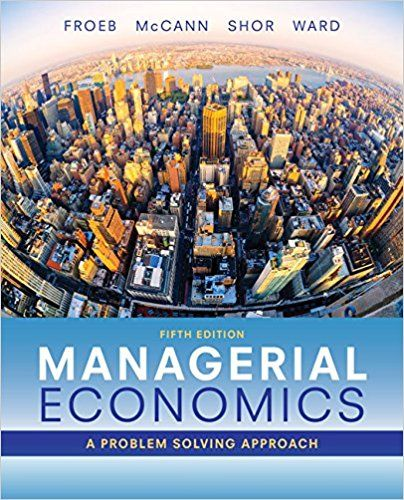 Managerial Economics A Problem Solving Approach Solutions
