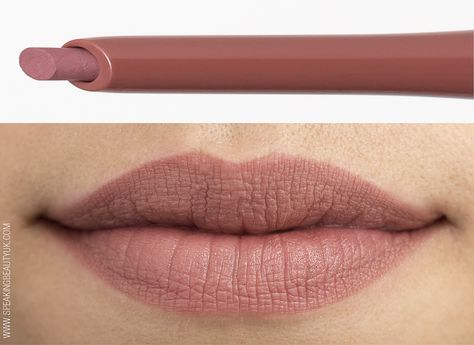 #Rimmel Exaggerate Lip Liner in Addiction #Beauty #Makeup
