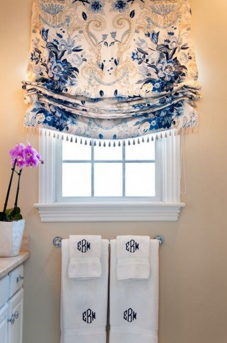 Window Coverings Diy, Kitchen And Bathroom Window Curtains