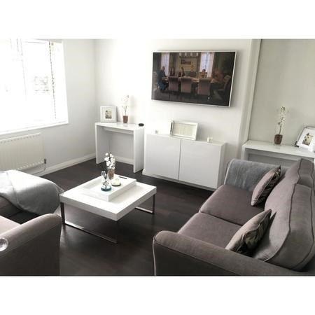 High Gloss Square White Coffee Table Tiffany Range Furniture123 Coffee Table Coffee Table White Home Living Room