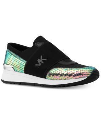8cf01d3b0ae MK Trainer Sneakers | macys.com | Activewear | Trainers, Sneakers ...