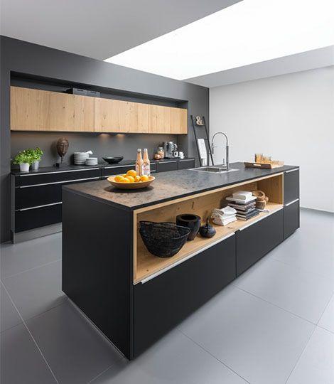 Nolte Kuchen Soft Lack Kitchens In 2019 Nolte Kuche