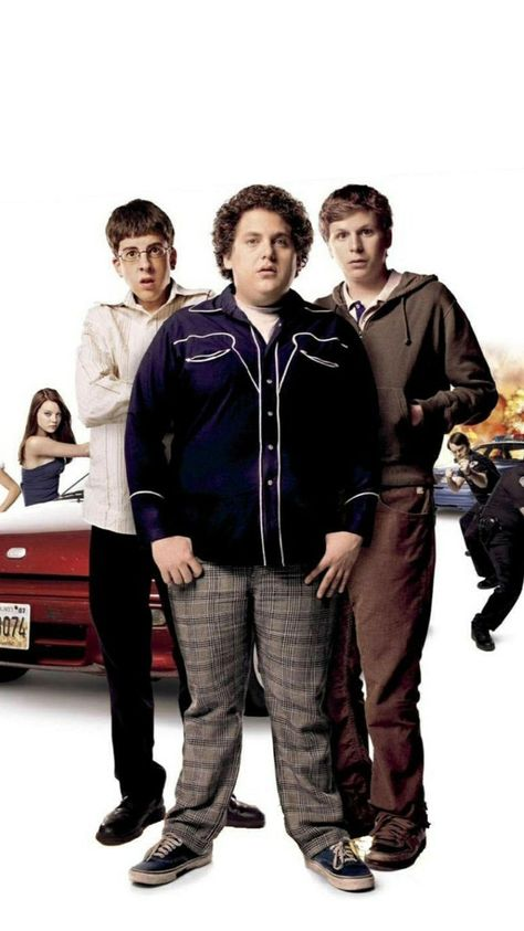 Superbad (2007) Phone Wallpaper   Moviemania