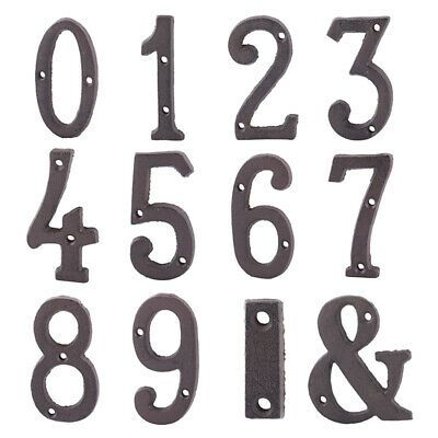 Details About Home Street Door Number Panel T9y6 In 2020 Door Numbers Address Plaque Name Stickers
