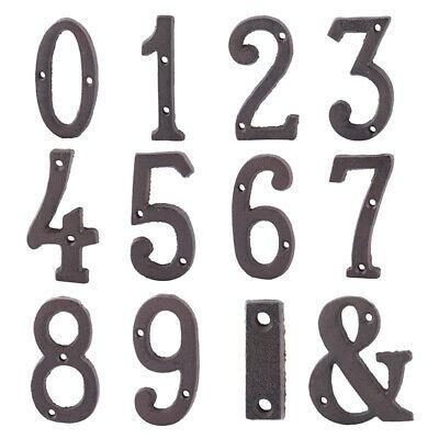 Details About Home Street Door Number Panel T9y6 In 2020 Door Numbers Address Plaque Name Stickers