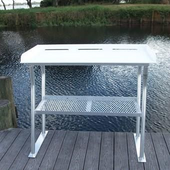Prime Four Leg Fish Cleaning Station Fillet Table Dock Boating Uwap Interior Chair Design Uwaporg