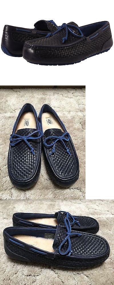 d3f49b69a04 Slippers 11505: $160 Ugg Australia Mens Chester Woven Slipper ...